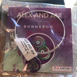 NWT Alex & Ani BONNAROO Music &Arts Festival